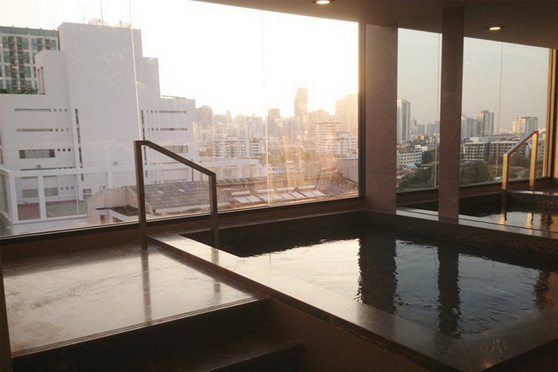 Facilities Onsen Spa